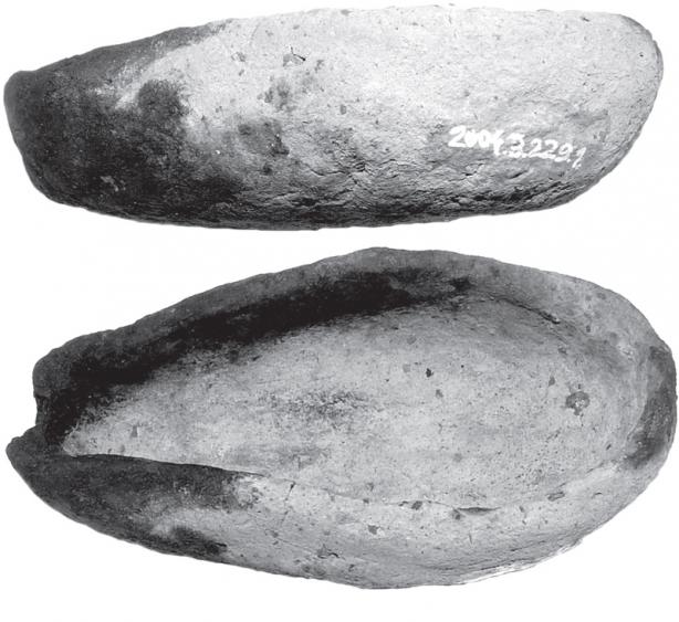 Cegléd 4/3. lelőhely 292. objektum (Fotó: Kalácska Róbert)