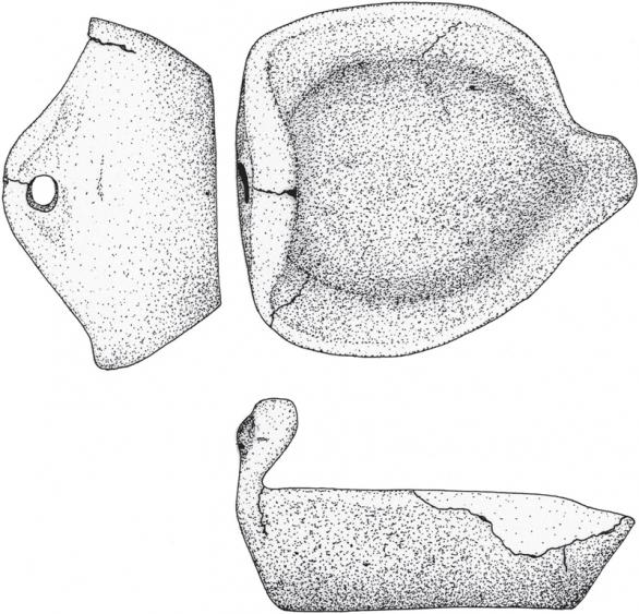 Békéscsaba–Felvégi legelő 1. lelőhely 12. objektum (Kékegyi Dorottya rajza)