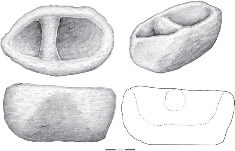 Ibrány–Tanuszoda (Svéda Csaba rajza)